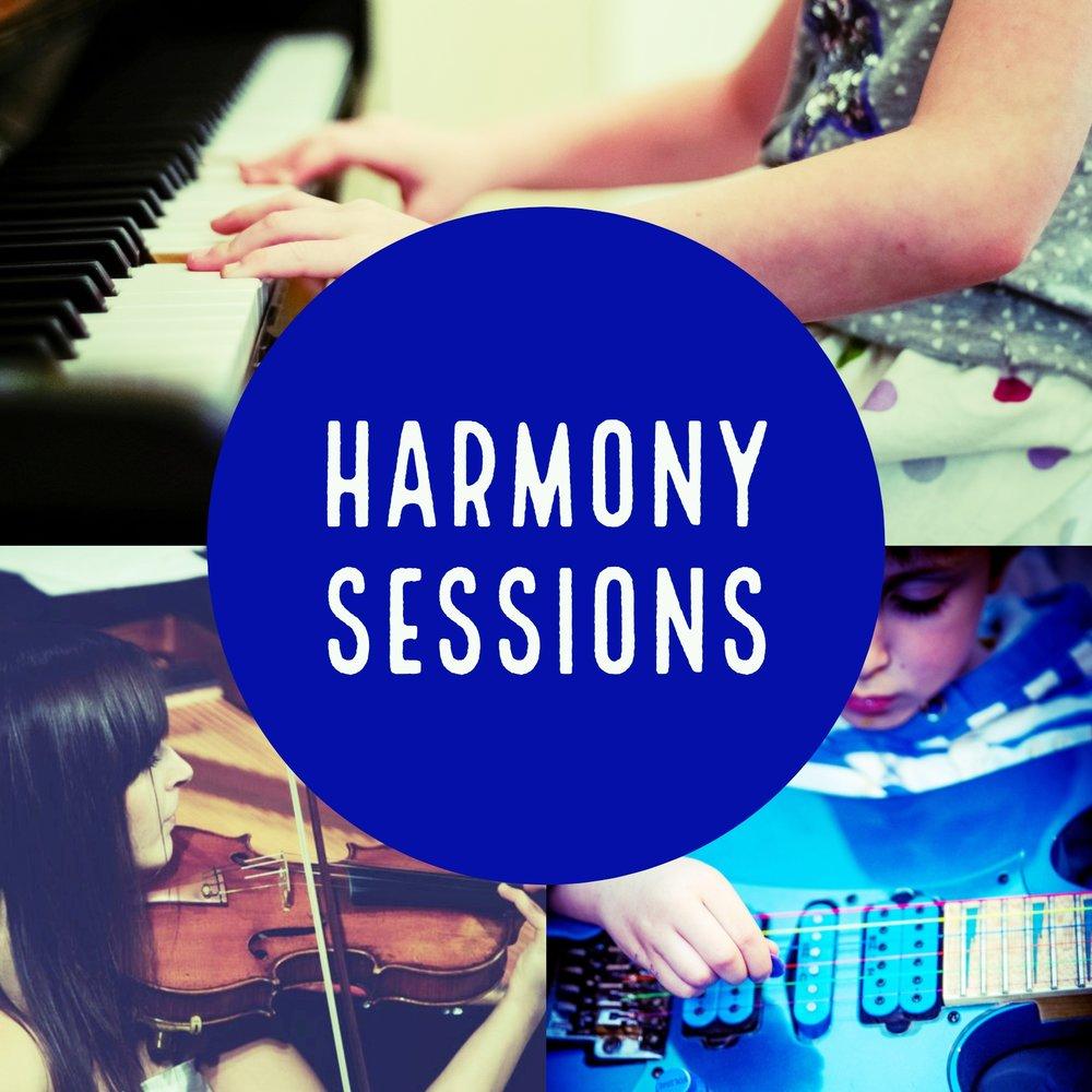 Harmony programme banner