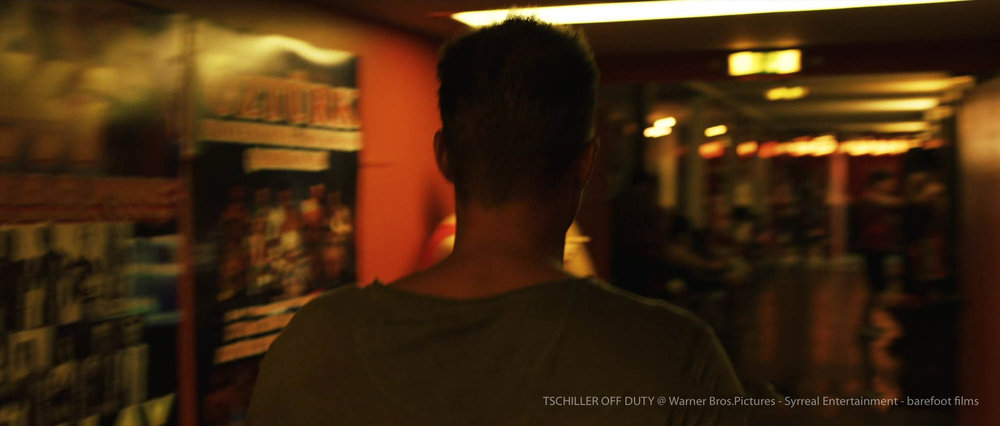 Tschiller off duty Regie Christian Alvart Til Schweiger Thomas Freudenthal Szenenbild Production Design Hamburg Germany