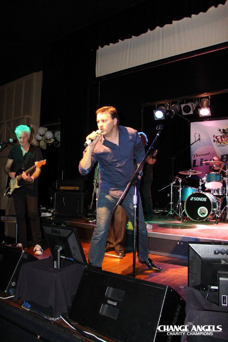 Live Band Karaoke 2015