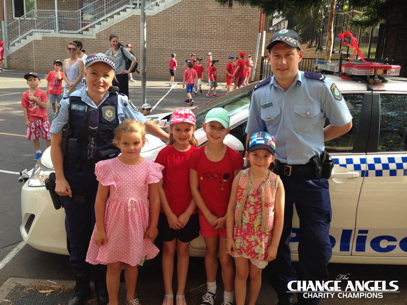 Day for Daniel 2014 - School Police Visit
