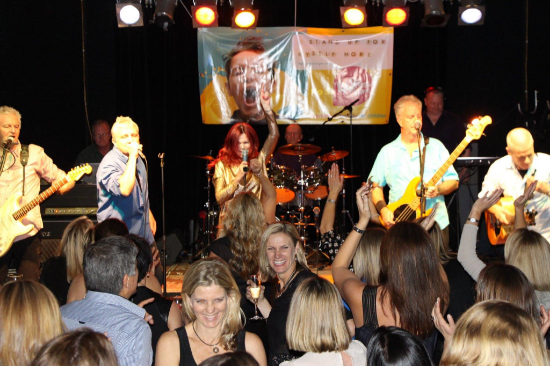 Live Band Karaoke 2014, raiising money for Kidsxpress - $21,077 made on the night