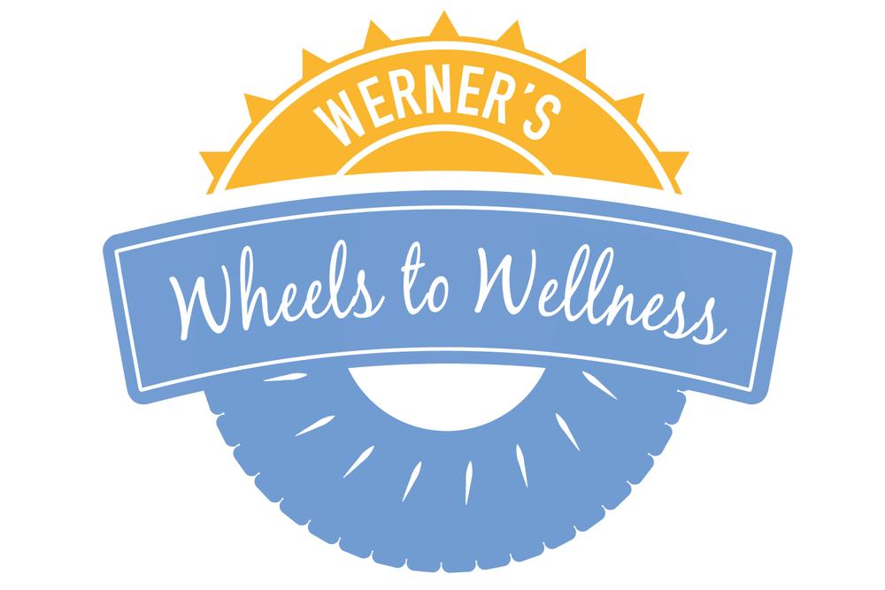 Wheels to Wellness Logo