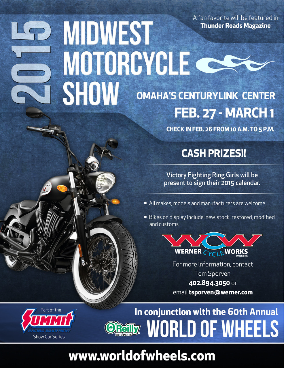 2015 Midwest Motorcycle Show