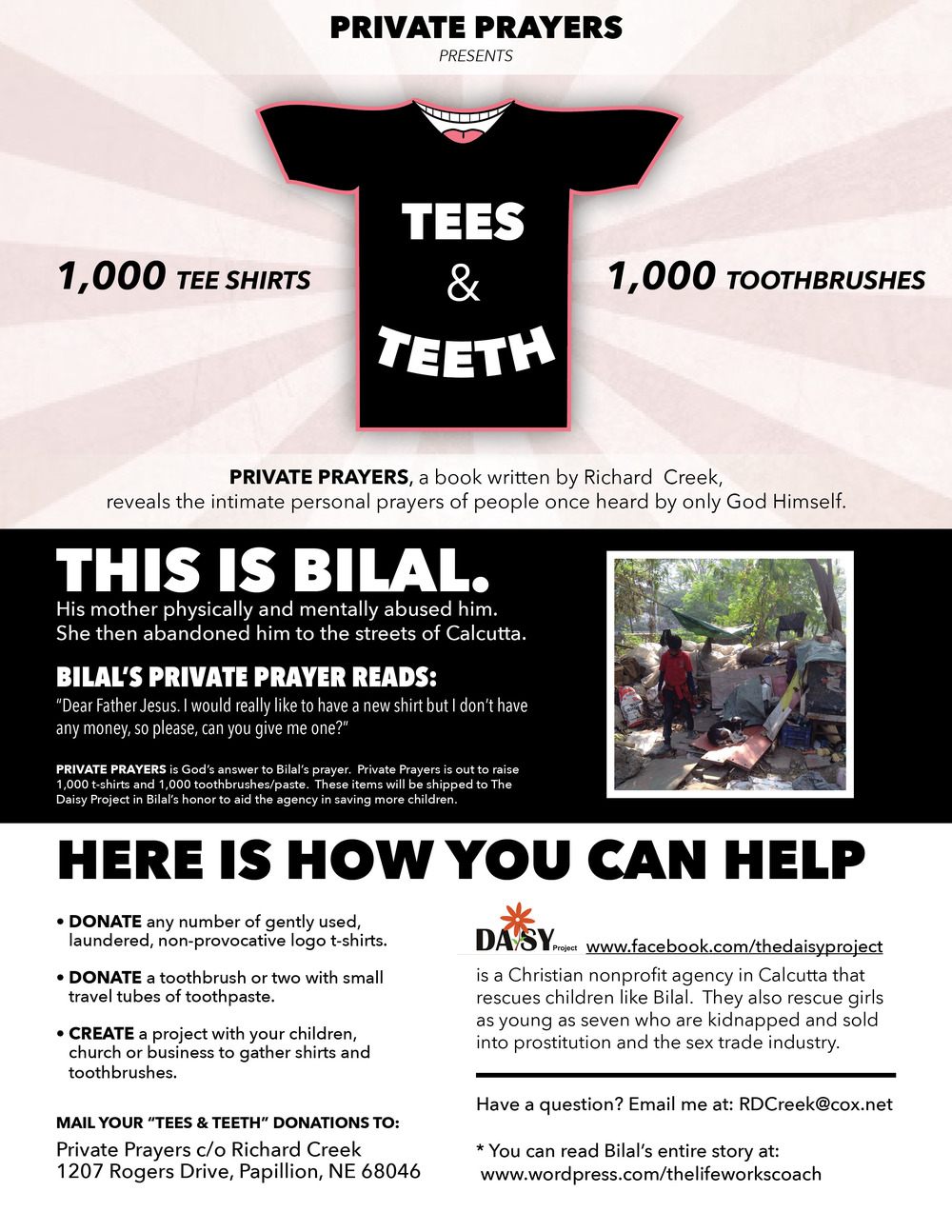 Bilal/Tees & Teeth