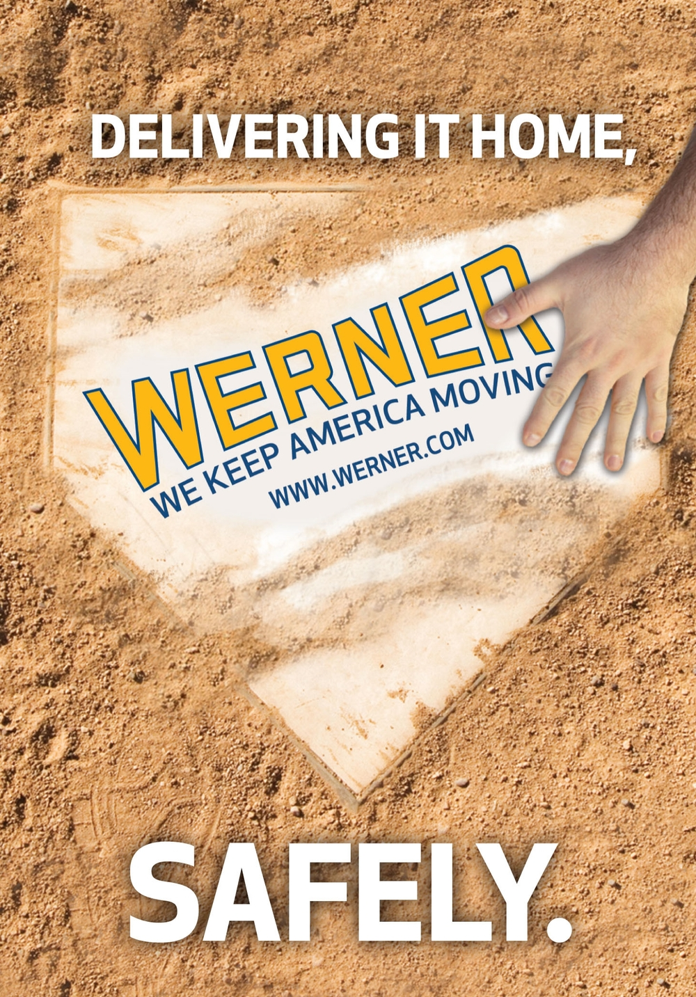 Werner Park Program Ad