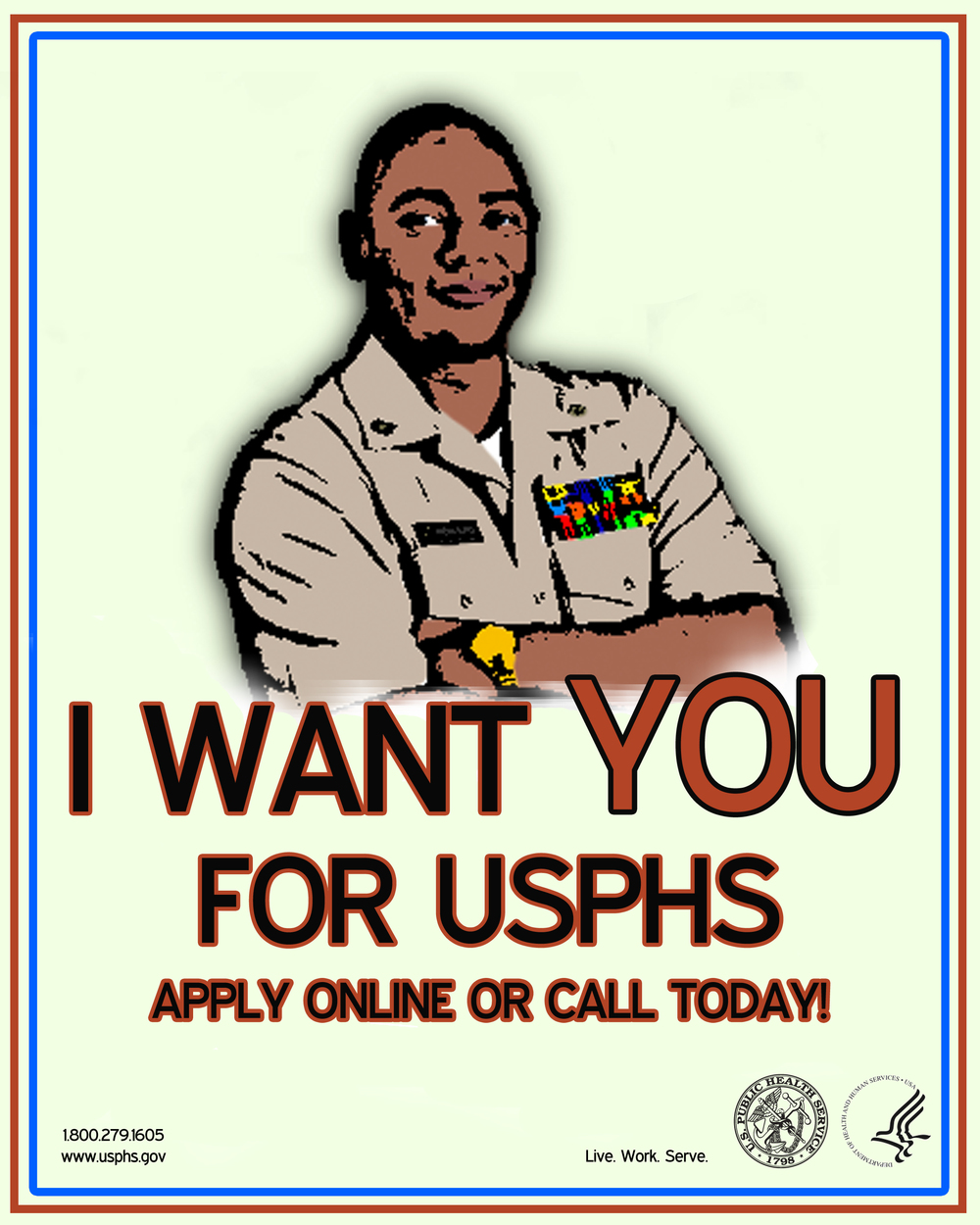 USPHS World War II Era Campaign