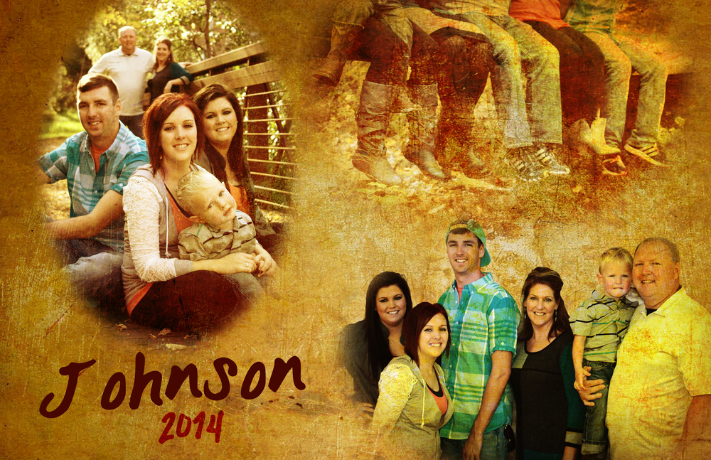 JOHNSON COLLAGE