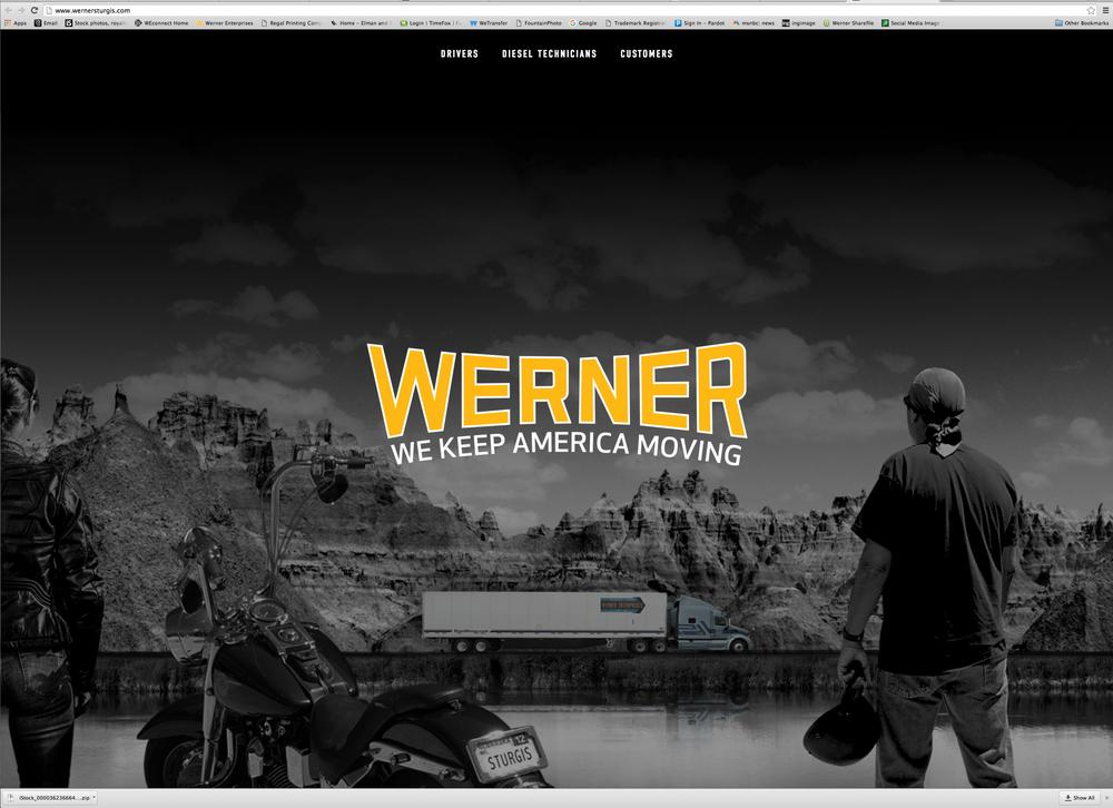Werner Sturgis Site