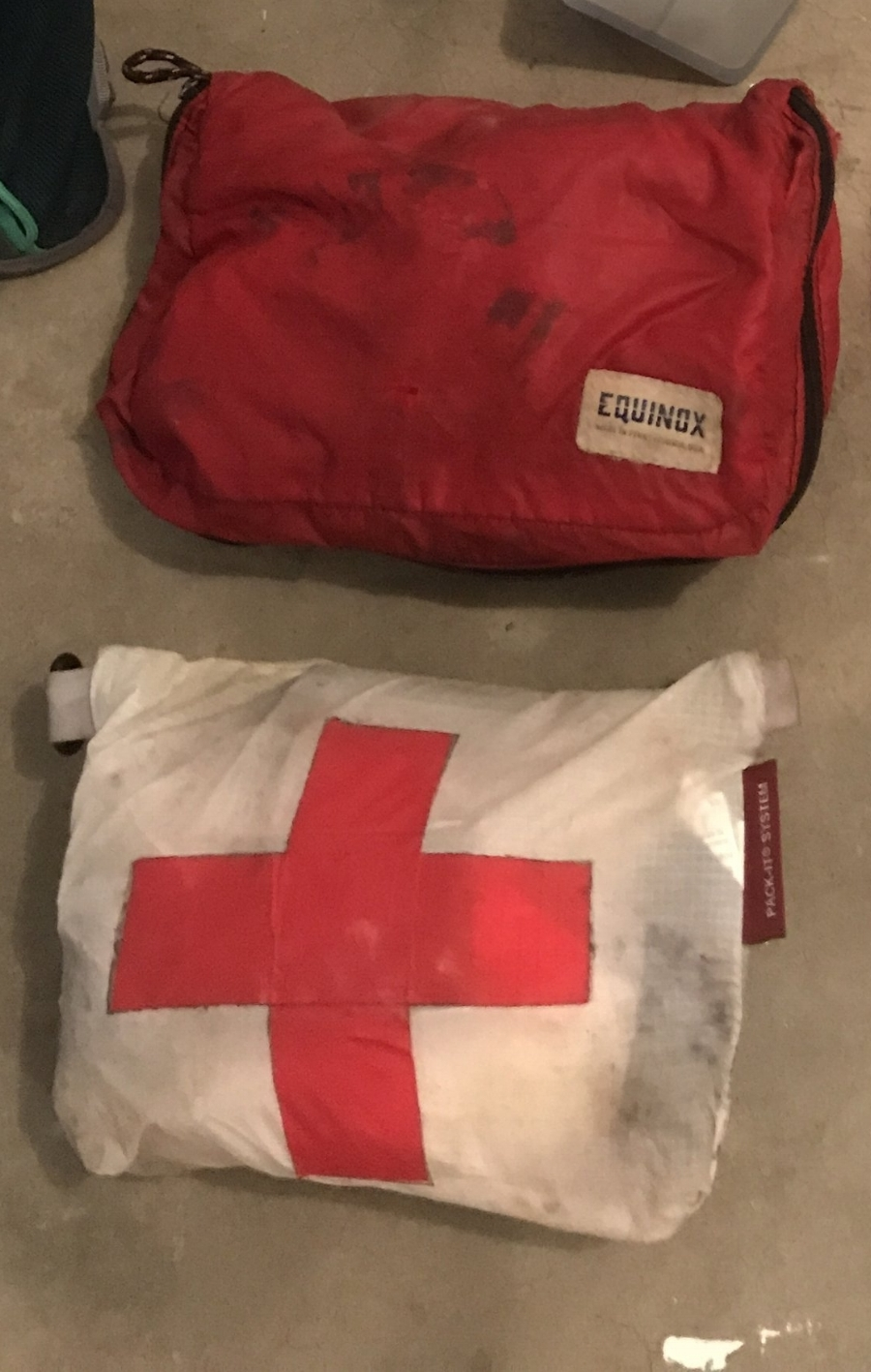 Med Kit & Repair Kit