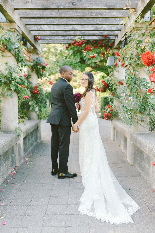 UBC Rose Garden wedding photography Vancouver Hong Kong photographer