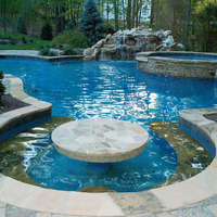 Inground Pools & Spas