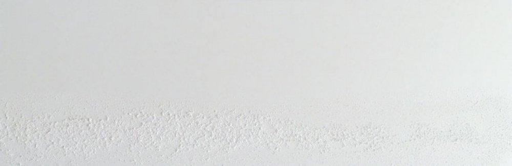 whitesand1. 26x60. eco-friendly acrylic + sand. 2017.