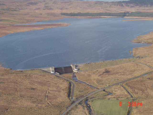 The Eddie Fullerton Dam and Reservoir, Illies, Buncrana