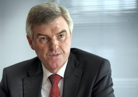 John Tierney Irish Water Boss