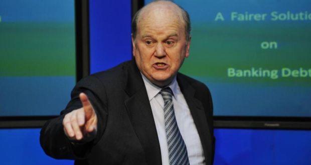 Michael Noonan FG Minister For Finance