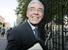Alan Dukes Chairman IBRC 2012
