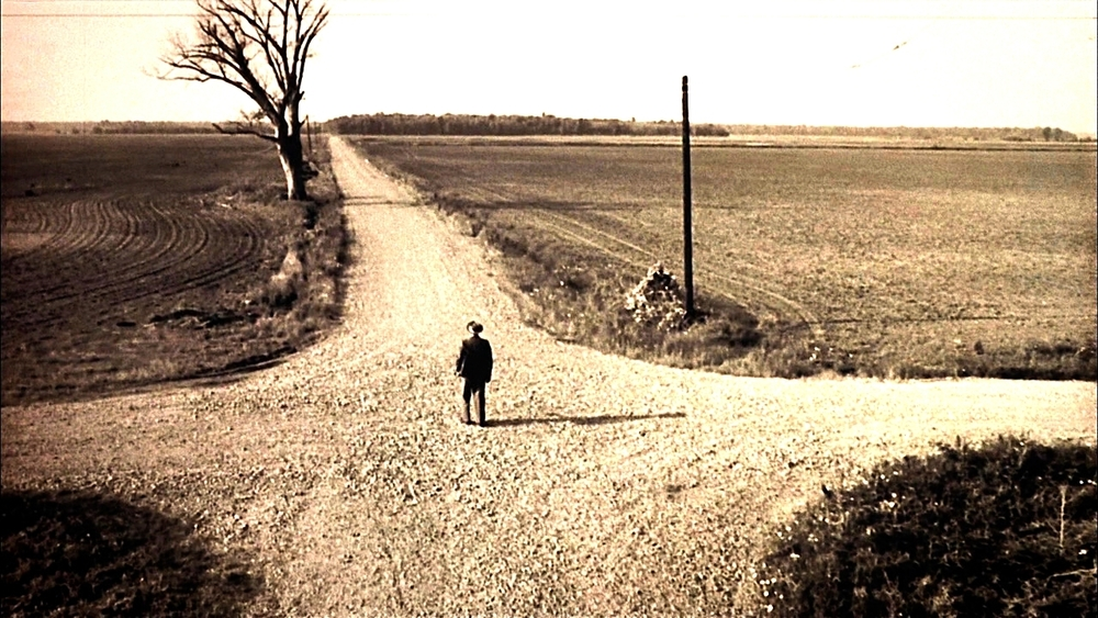 Cross Road Blues by Robert Johnson .  The Crossroads  refers to the singer's choice between  the good path or the dark paths.  Unfortunately for Bob he chose the dark.  He feared he would sell his soul  to the Devil.