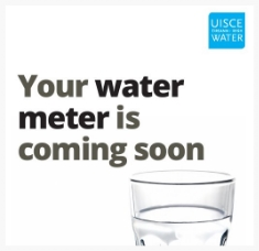 Notice they keep referring to 'Your Water Meter'