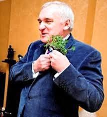 Bertie Ahern former Irish Taoiseach