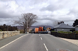 May 6th pulling out of Annagry West Donegal.