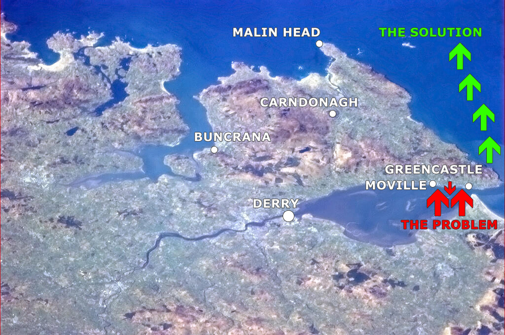 Click Image to go to Save the Foyle web page
