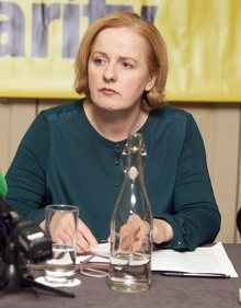 Ruth Coppinger TD Anti Austerity Alliance