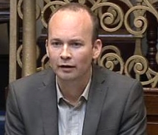 Paul Murphy TD, Anti Austerity Alliance