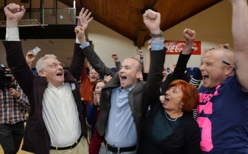Anti Austerity Alliance take seat from Cathal King in Dublin South West