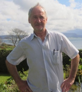 Enda Craig, spokesperson Community For A Clean Estuary