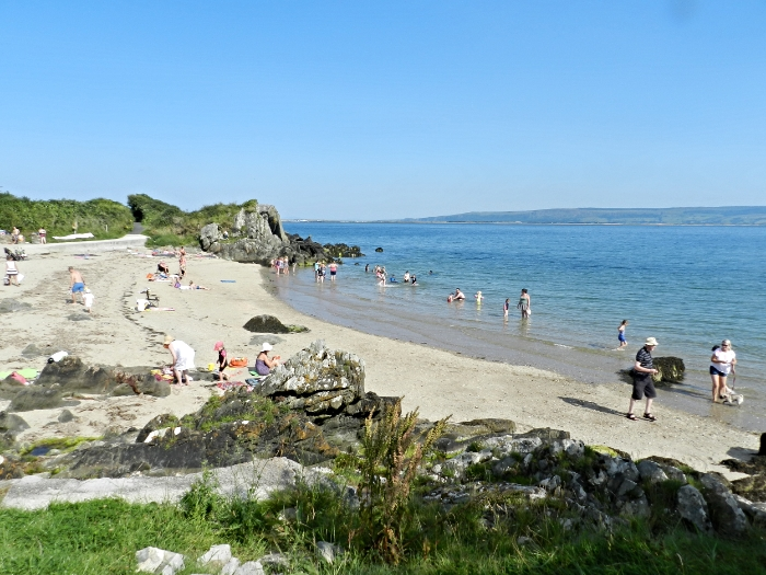 Glenburnie Beach, Moville, Co Donegal