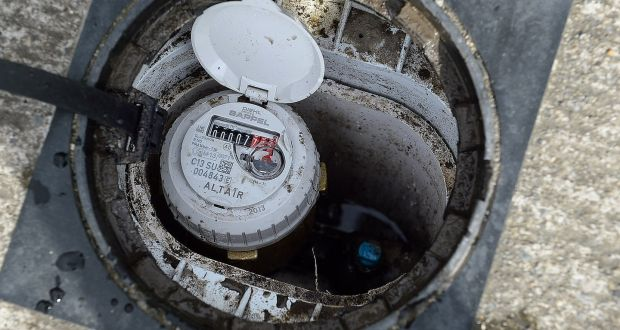 Irish Water says 61 per cent of customers have paid their bill. Photograph: Cyril Byrne/The Irish Times
