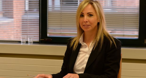 Digital Rights Ireland is to ask the High Court to refer questions about the independence of the Data Protection Commissioner Helen Dixon to the Court of Justice of the European Union. Photograph: Cyril Byrne/The Irish Times