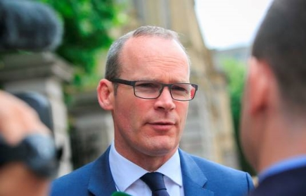 Housing Minister Simon Coveney has already indicated that he sees no way of abandoning water charges completely. Photo: Gareth Chaney Collins