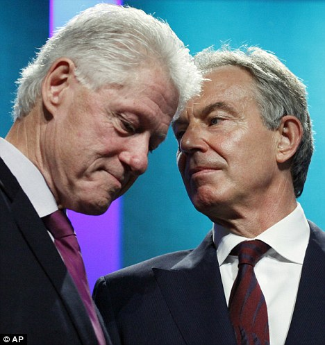 Clinton & Blair's special relationship
