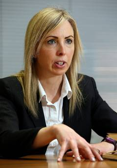 Irish Data Protection Commissioner Helen Dixon