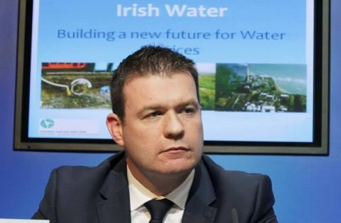 Alan Kelly, Labour Party, former Minister responsible for 'Water Charges'