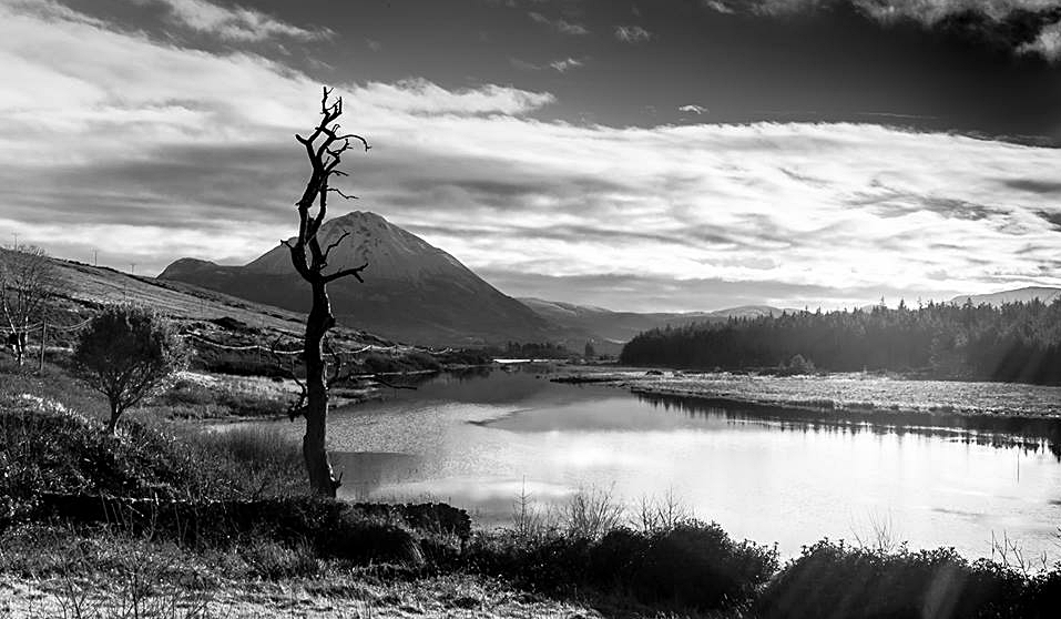 Photo: Jennifer Sayers: Errigal, Co Donegal, Ireland