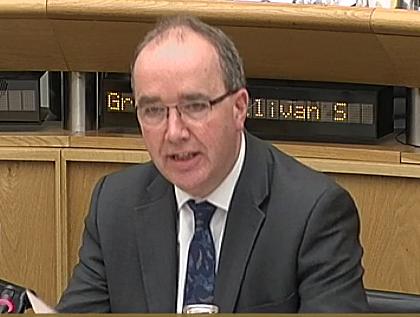 John Lahart, Fianna Fáil