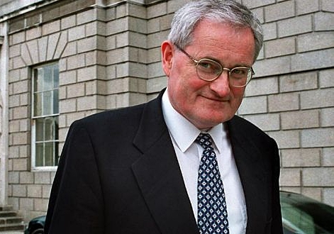 Séamas Ó Tuathail  - photo: Irish Times