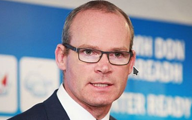 Simon Coveney Fine Gael Housing Minister