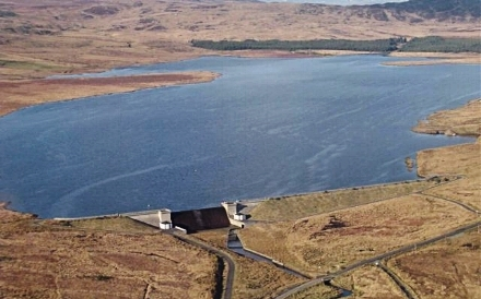 The Eddie Fullerton Dam, Illies, Co Donegal