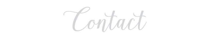 Newborn Contact Page