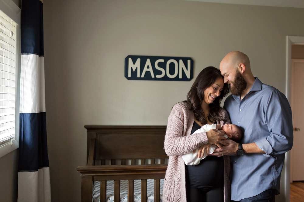 Denver Newborn Lifestyle Photographers