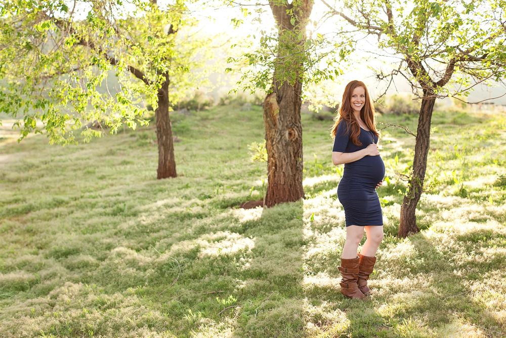 Boulder Maternity Photographers
