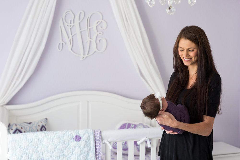 Denver Lifestyle Newborn Photographer