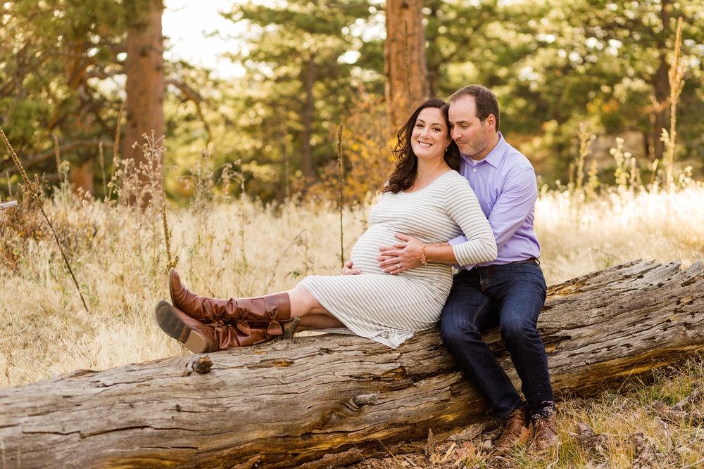 Golden Maternity Photographers