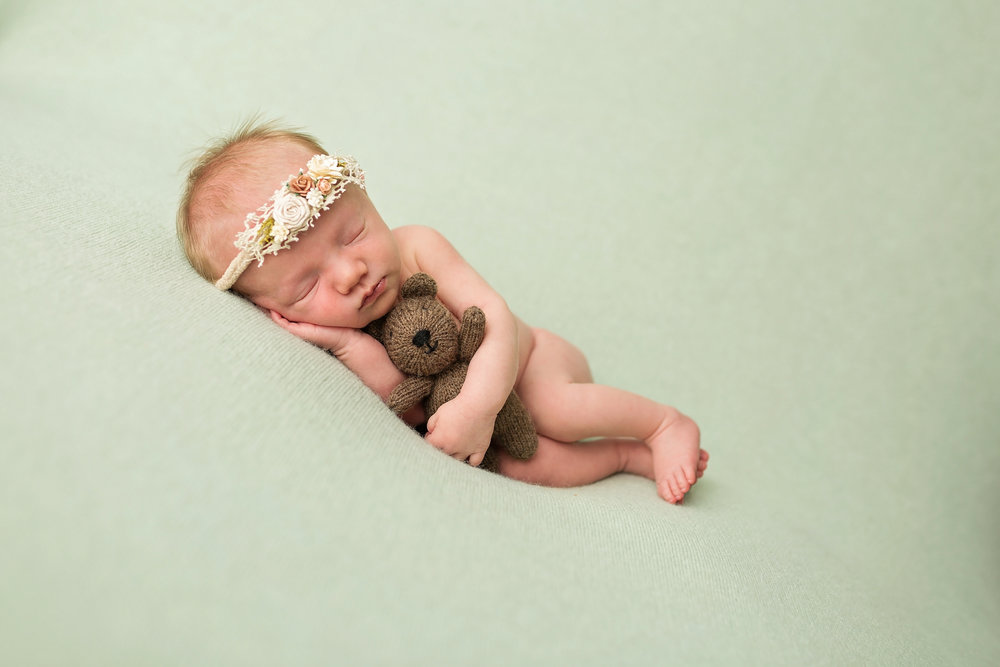 Denver Posed Newborn Photographer
