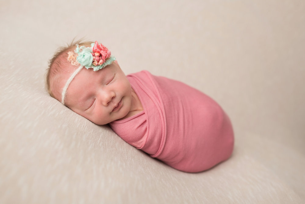 Golden Newborn Photographer