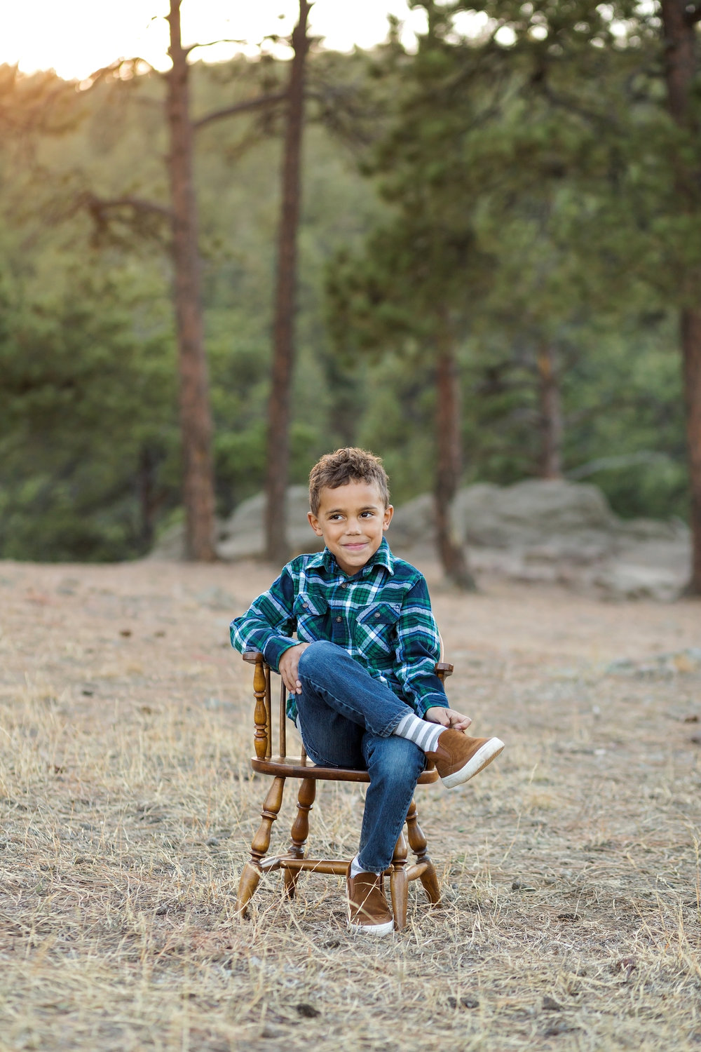 Denver Posed Newborn Photographer