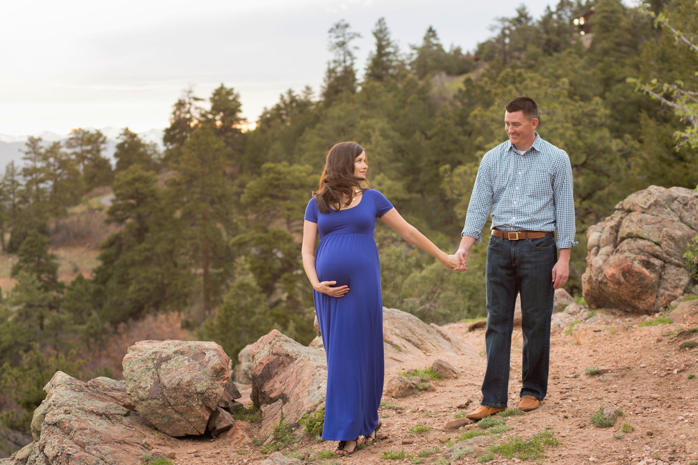 Denver MAternity and Newborn Photographers